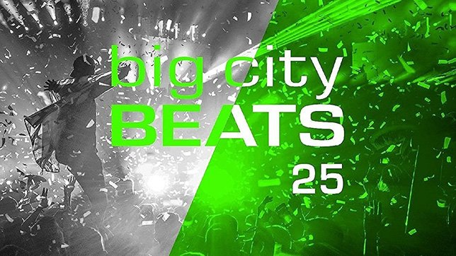 Big City Beats 25 » [Tracklist]