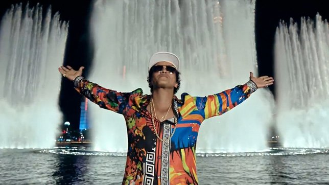 Musikvideo » Bruno Mars - 24K Magic