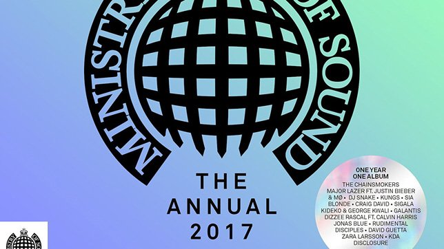 Ministry Of Sound - The Annual 2017