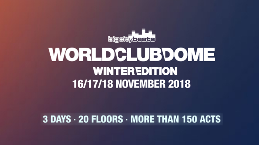 BigCityBeats WORLD CLUB DOME - Winter Edition 2018