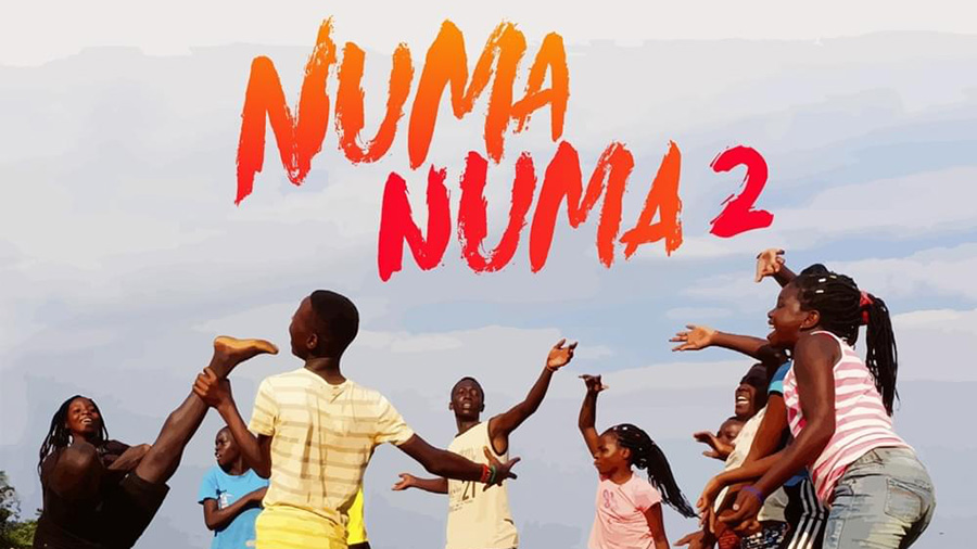 Dan Balan ft. Marley Waters - Numa Numa 2