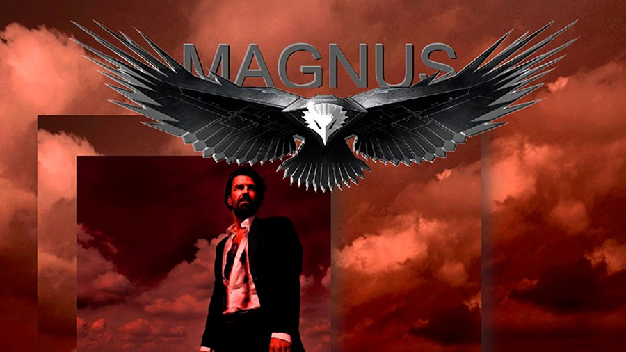 MAGNUS - Higher and Higher
