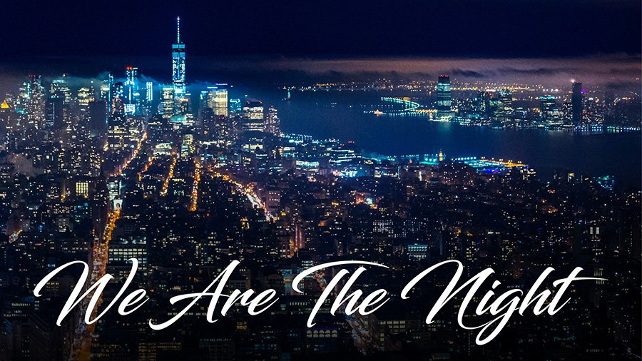 NaXwell feat. Patricio AMC - We Are The Night