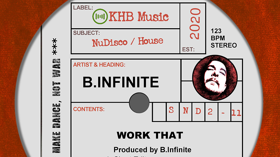 B.Infinite - Work That