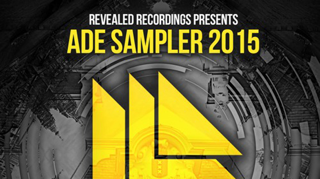 Revealed Recordings Presents ADE Sampler 2015