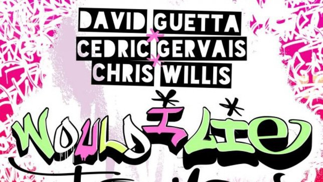 David Guetta & Cedric Gervais feat. Chris Willis - Would I Lie To You