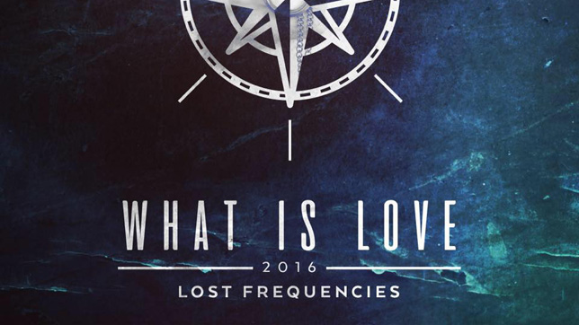 Lost Frequencis - What Is Love