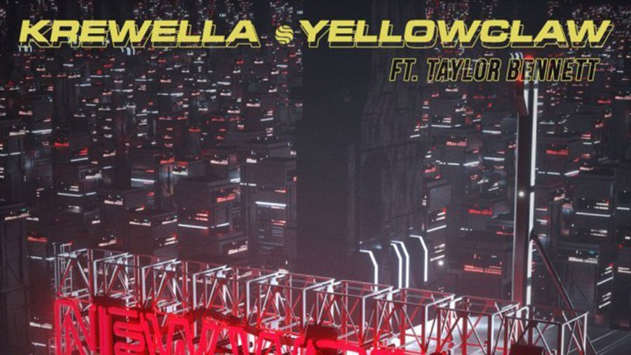 Krewella & Yellow Claw - New World (feat. Taylor Bennett)