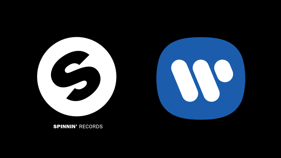 Warner Music läuft Spinnin' Records