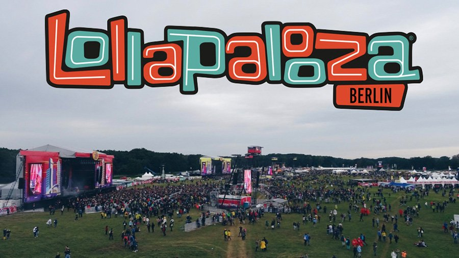 Lollapalooza Berlin 2017