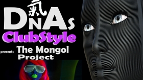 Neu in der DJ-Promo: DNAS feat. The Mongol Project - Everybody