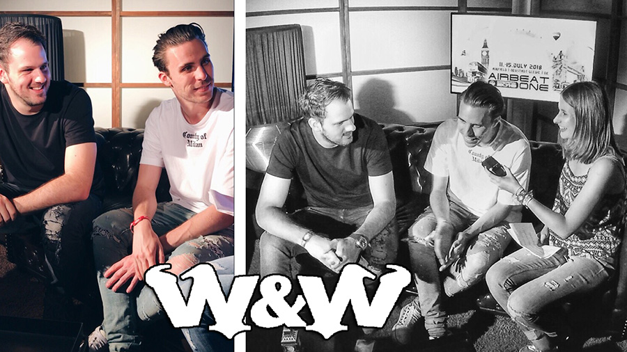 W&W im Video-Interview