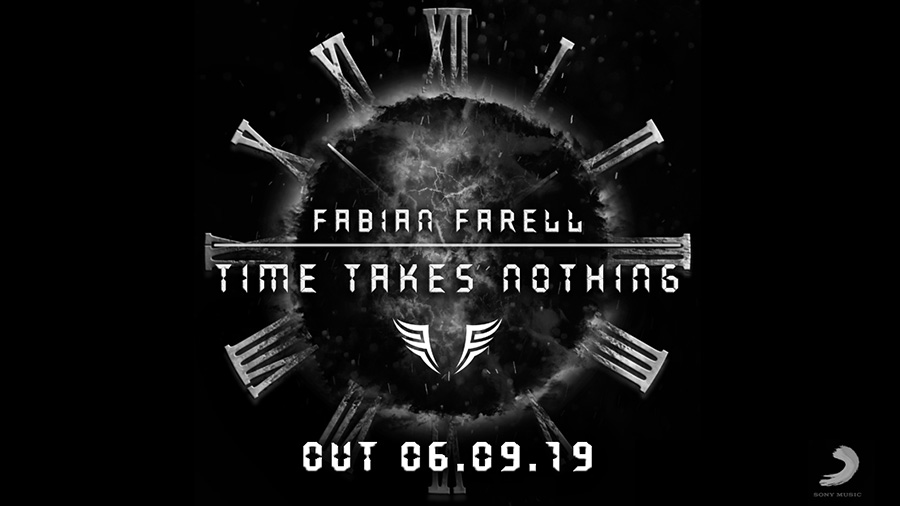 Fabian Farell - Time Takes Nothing