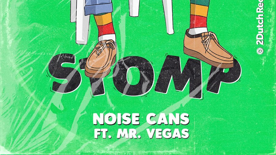 Noise Cans feat. Mr. Vegas - Stomp