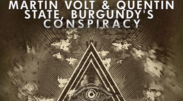 Martin-Volt--Quentin-State-Burgundys--Conspiracy