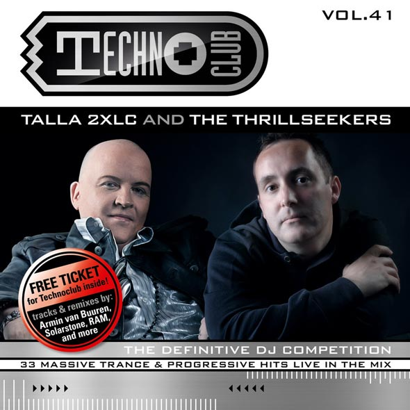 Techno Club Vol. 41