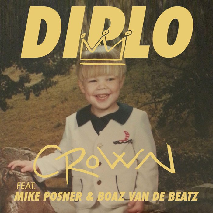 Diplo ft-Mike-Posner--Boaz-Van-De-Beatz--Riff-Raff - Crown