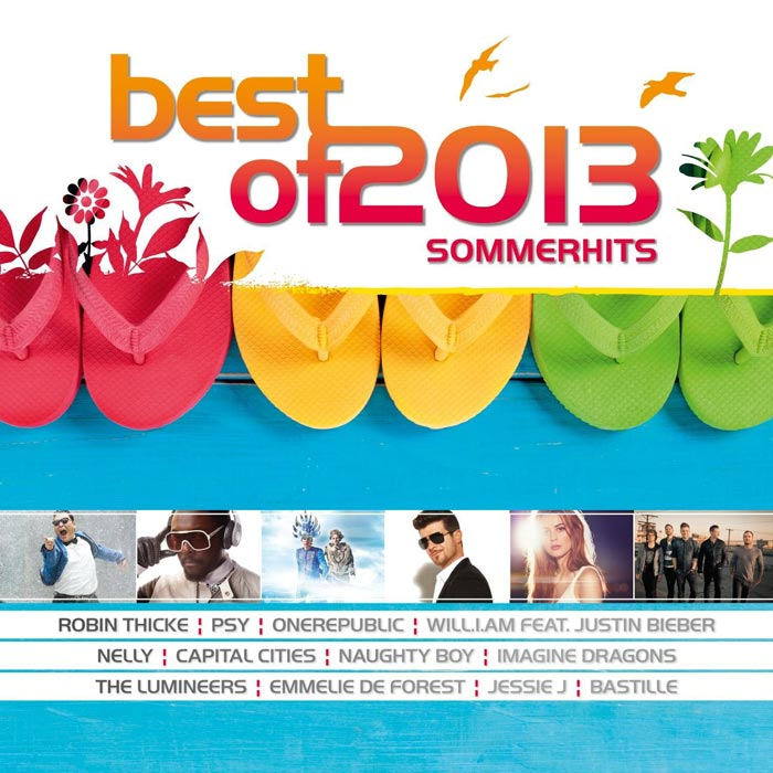 Best of 2013-Sommerhits