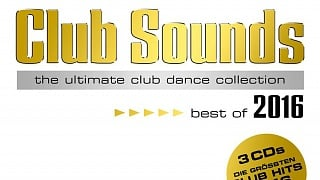 Club Sounds Best Of 2016