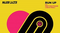 Major Lazer feat. PARTYNEXTDOOR & Nicki Minaj - Run Up