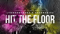 Lyonbrotherz & Greenskiez - Hit The Floor