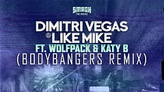 Dimitry Vega & Like Mike ft. Wolfpack & Katy B - Find Tomorrow (Bodybangers Remix)