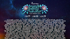 EDC 2016 - Electric Daisy Carnival