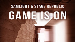 Samlight & Stage Republic - Game Is On