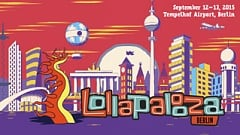 Lollapalooza Berlin 2015: Das Line Up