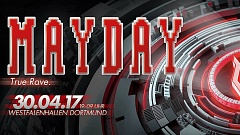 MAYDAY 2017: DJ Line-Up + Infos