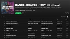 DANCE-CHARTS Top 100 vom 16. August 2019