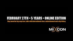 5 Years MIXCON: Das Online-Event