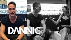 DANNIC im Interview beim WORLD CLUB DOME 2018