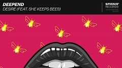 Deepend feat. She Keeps Bees - Desire