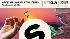 Alok, Bruno Martini & Zeeba - Never Let Me Go