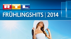 RTL Frühlingshits 2014 Tracklist Download Cover