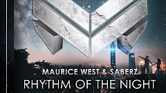 Maurice West & SaberZ - Rhythm Of The Night