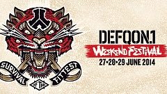 Defqon.1 2014 Line Up