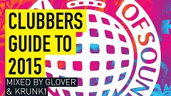 Ministry of Sound Clubbers Guide to 2015