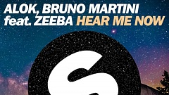 Musikvideo » Alok, Bruno Martini feat. Zeeba - Hear Me Now