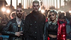 Machine Gun Kelly feat. X Ambassadors & Bebe Rexha - Home