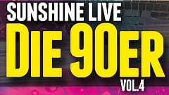 Sunshine Live - Die 90er Vol. 4