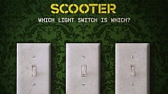 Scooter - Which Light Switch Is Which