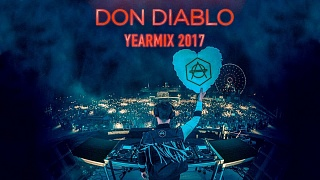 Don Diablo YearMix 2017