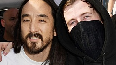 Steve Aoki & Alan Walker arbeiten an Collab