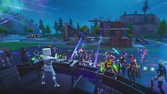 Marshmello gibt Ingame-Konzert in Fortnite