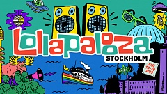 Lollapalooza: 2019 auch in Stockholm