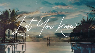 Kelly Matejcic & Mahout - Let You Know