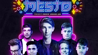 Mesto - Messin' Around (ADE 2018) » Review