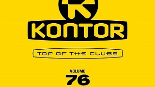 Kontor Top Of The Clubs Vol. 76 » [Tracklist]